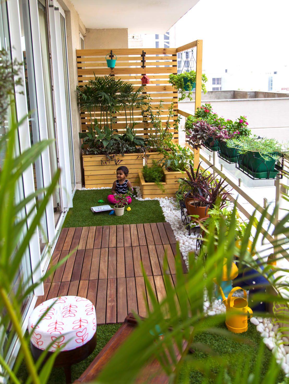 balcony garden services