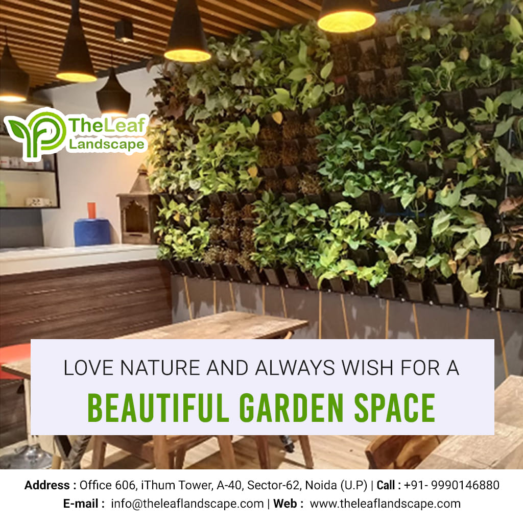 Vertical Gardening Services in India