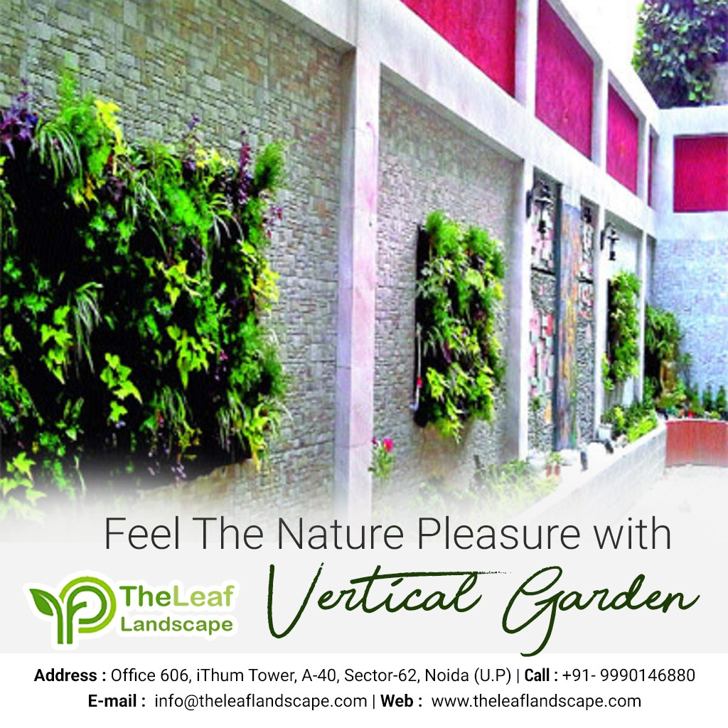 vertical garden suppliers