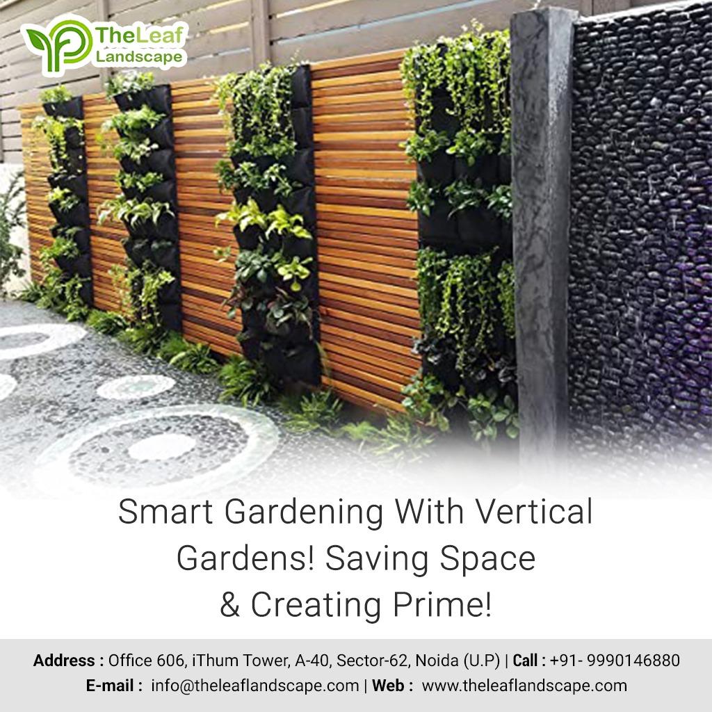 vertical garden suppliers in India