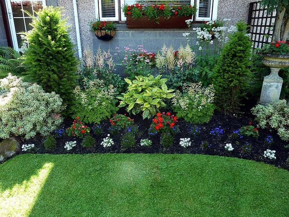 Landscape Design for Front Yard